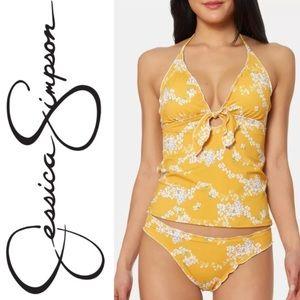Jessica Simpson Day Dreamer Tankini Swimsuit Set